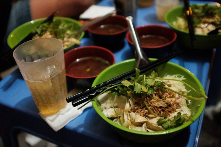 Naše nejoblíbenější jídlo - Phở trộn.
